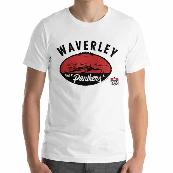 Waverley Panthers VFA retro footy