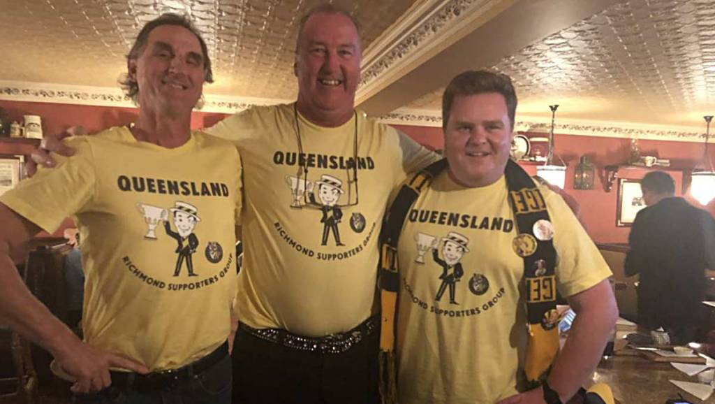 richmond queensland supporters group