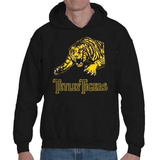 tigers fanfooty hoodie
