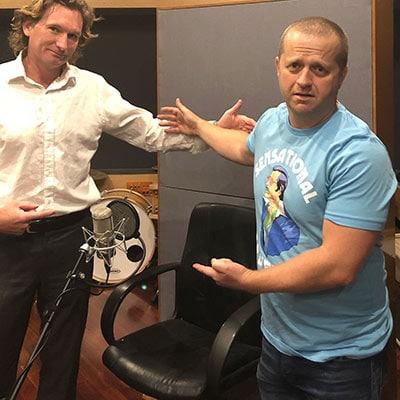 james hird afl podcast
