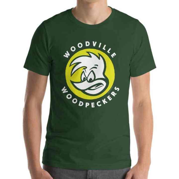 woodville woodpeckers retro footy shirts