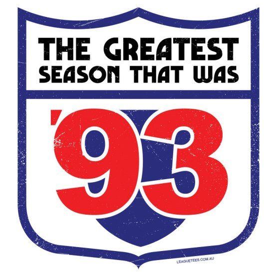The Greatest Season 1993 football