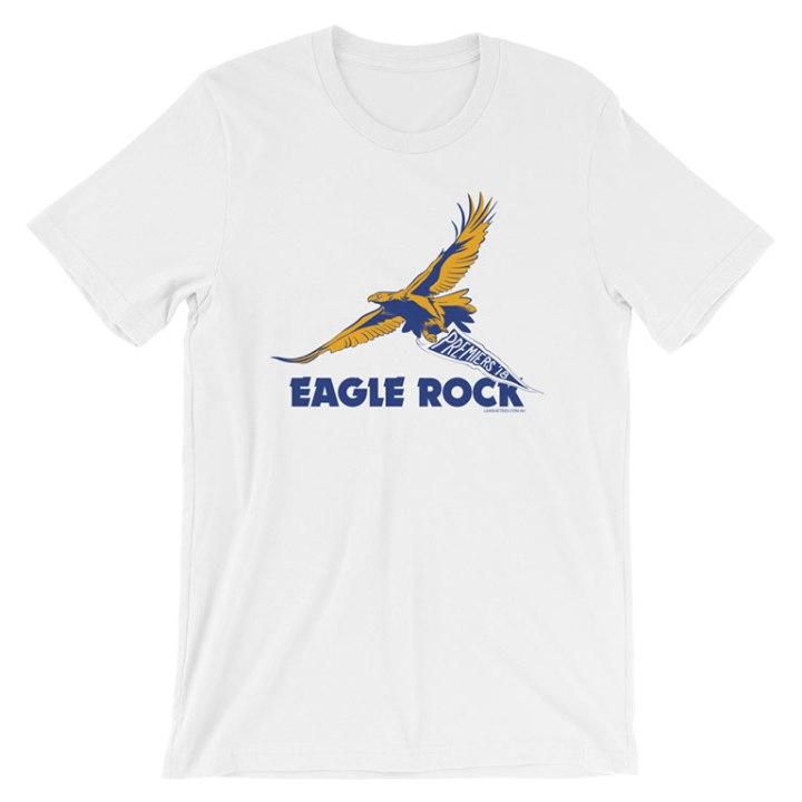 eagles premiership t-shirt white