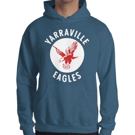 Yarraville Eagles VFA footy jumper