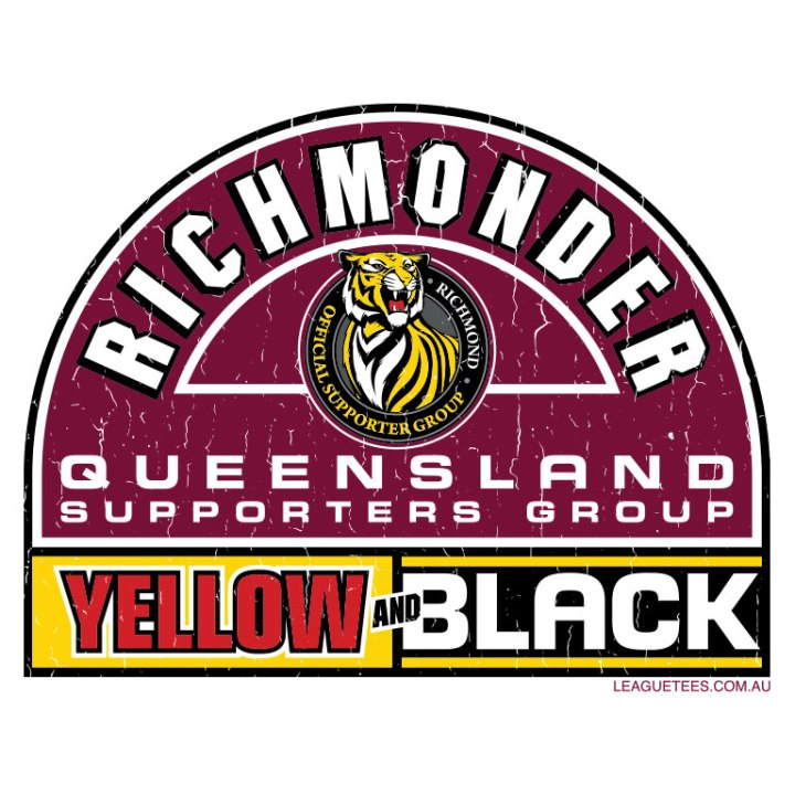 richmond football club queensland supporters group