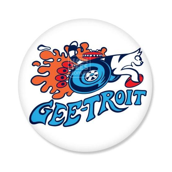 geetroit geelong football badge