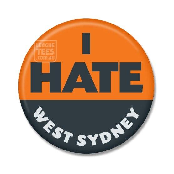 i hate west sydney