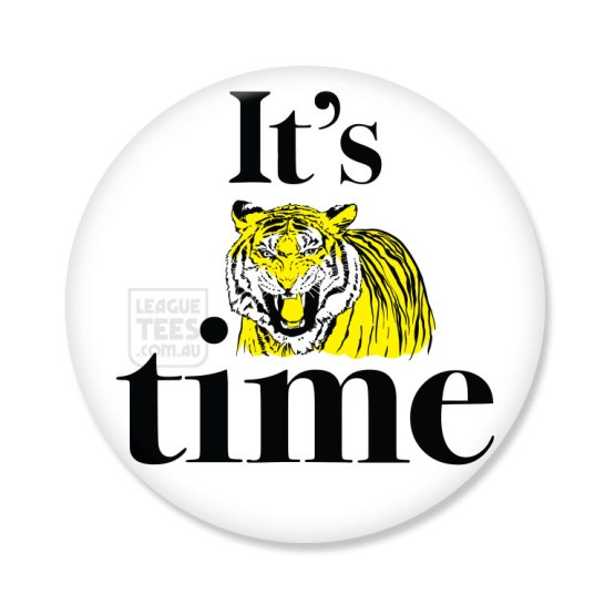 it's tiger time