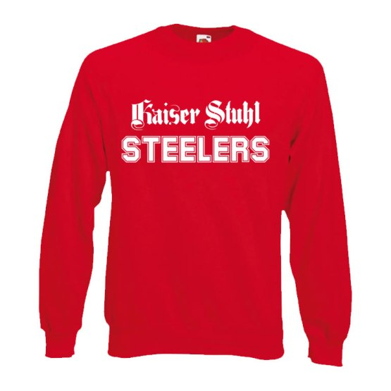 kaiser stuhl steelers sweatshirt