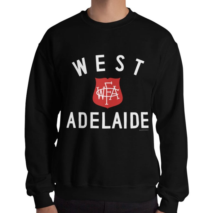 west adelaide football jumper