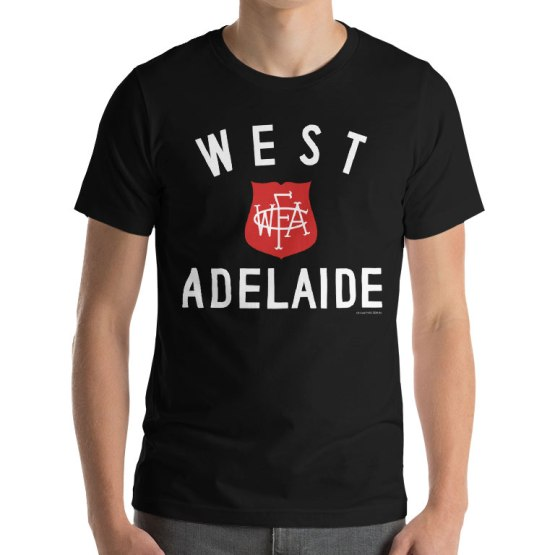 west adelaide football t-shirt