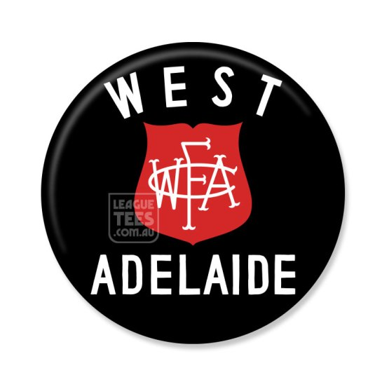 west adelaide vintage football badge