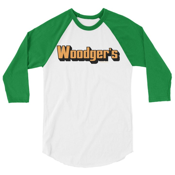 woodgers retro rugby league cotton jersey