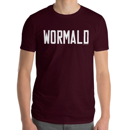 wormald retro rugby league jersey