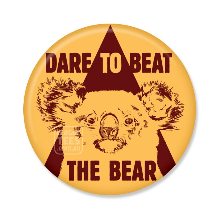 dare to beat the bear