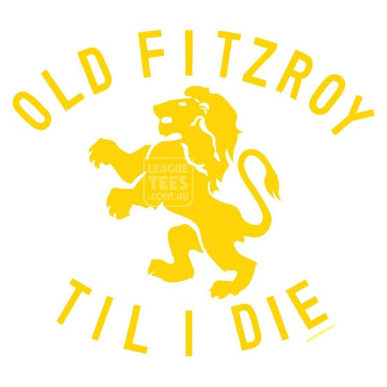 fitzroy football club logo