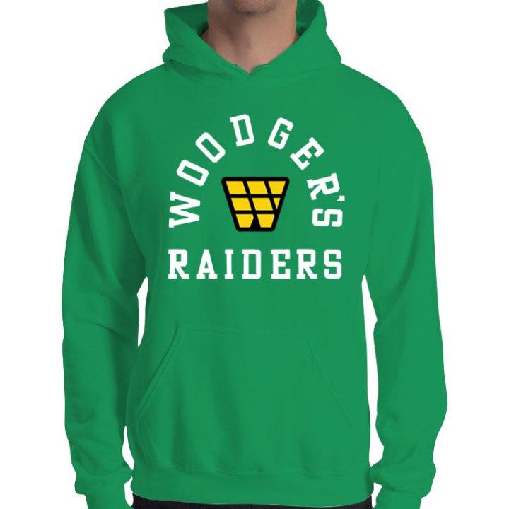 canberra raiders woodger's hoodie