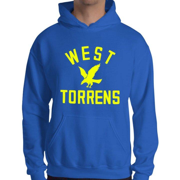 West Torrens football hoodie