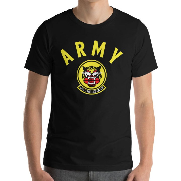 tiger army not afl