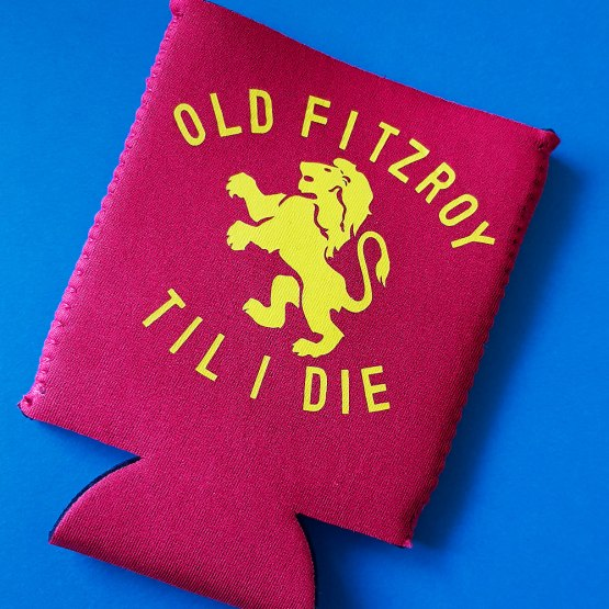 fitzroy vintage stubby holder