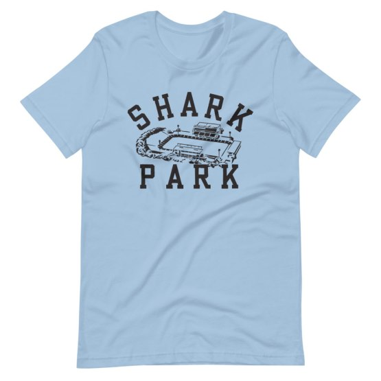 shark park stadium shirt