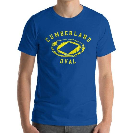 cumberland oval parramatta t-shirt