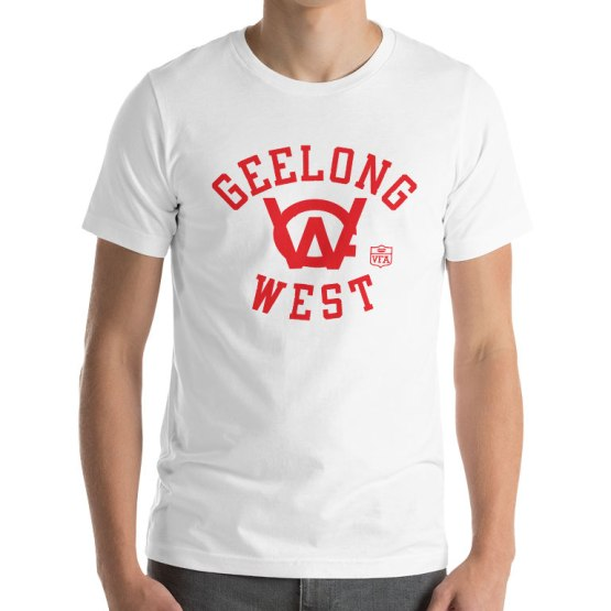 geelong west football club vfa shirt