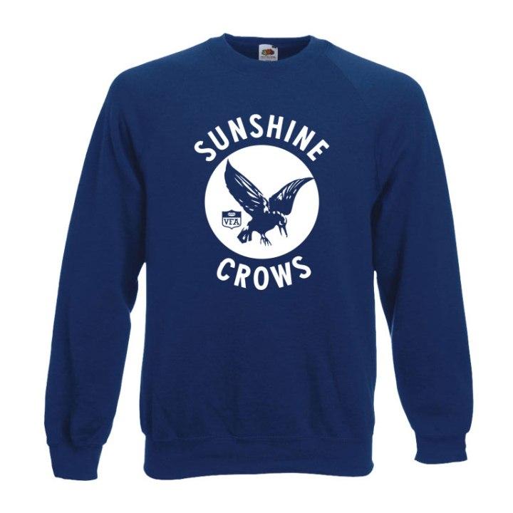 sunshine crows sweatshirt