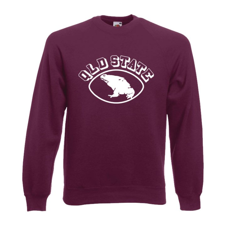 queensland state sweater