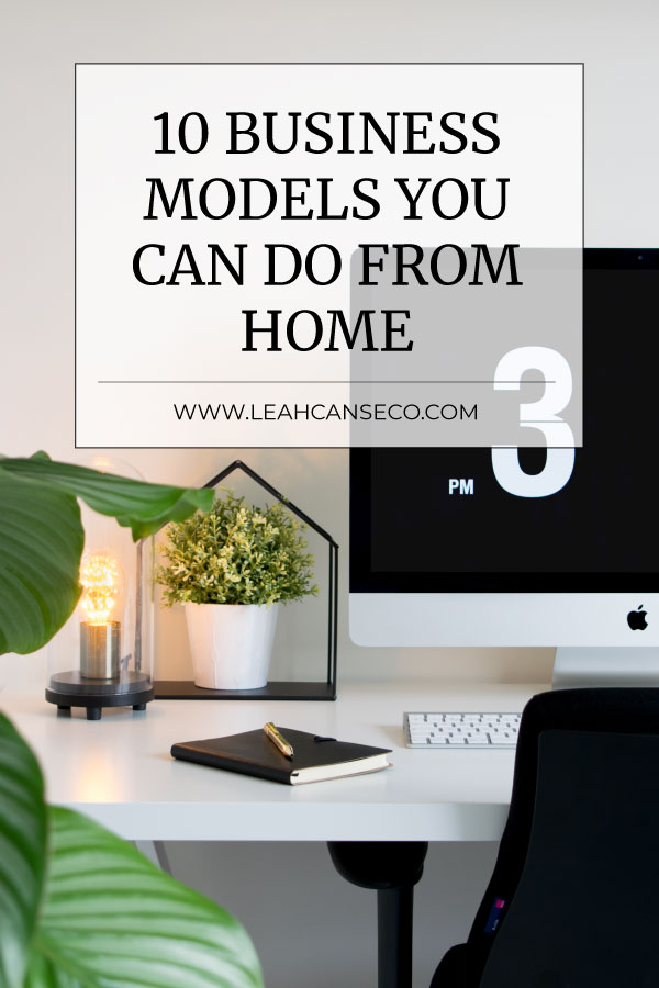10 business models you can do from home #onlinemarketing #digitalmarketing #onlinebusiness #blogging