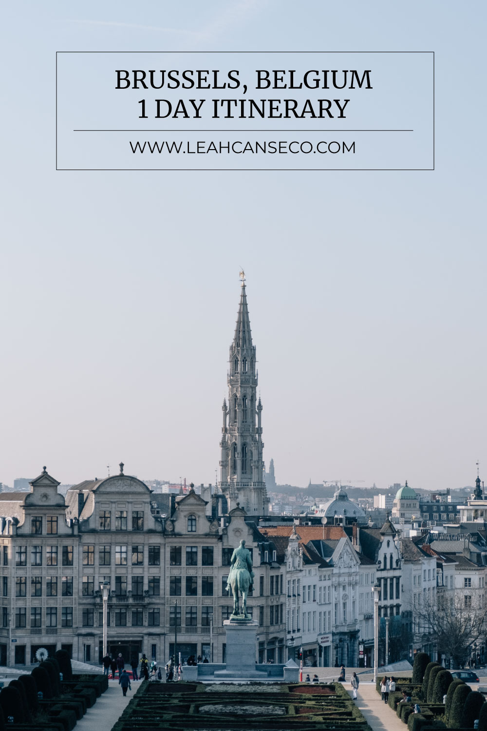 brussels belgium 1 day itinerary