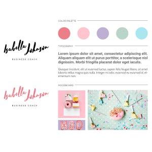 isabella branding guide