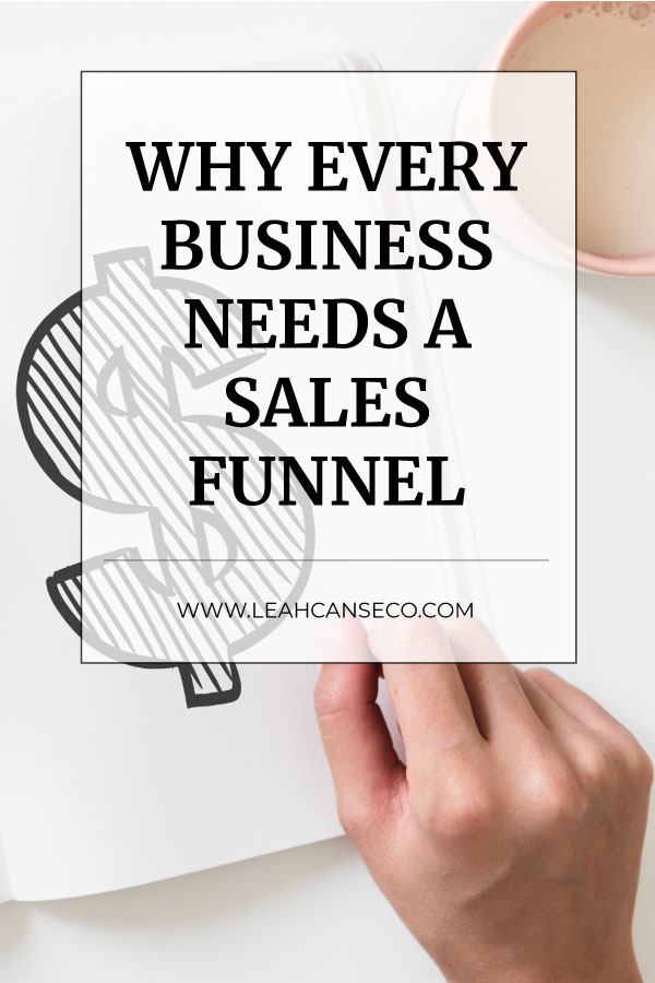 Why every business needs a sales funnel #salesfunnel #clickfunnels #onlinemarketing #business #businesstools