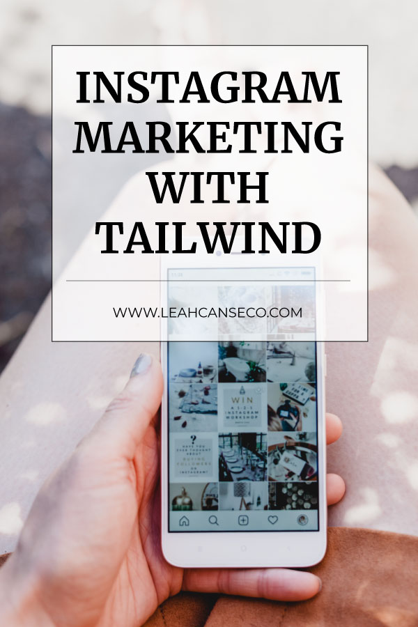 Learn why you should be using Tailwind as part of your Instagram social media strategy. It is the best Instagram scheduler. #tailwind #instagram #instagramscheduler