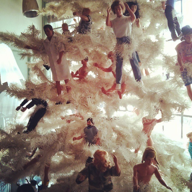 Ideas for next year's Christmas tree.