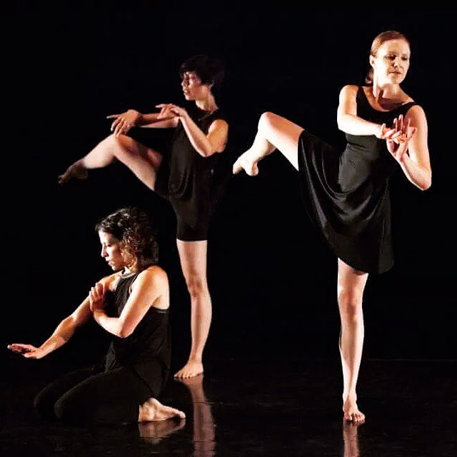 "Can't wait to perform with these ladies next weekend!  June 4-6 at the SF International Arts Festival. ""A Dedication"" choreographed by Gretchen Garnett. #gretchengarnettanddancers #sfiaf2015Get tix here: http://m.bpt.me/event/1337542"