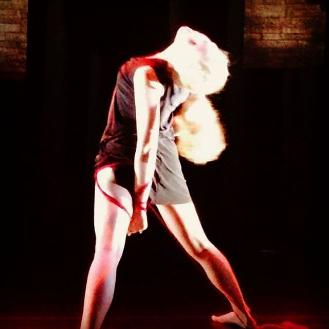 It's show day! So excited to be performing tonight and tomorrow night with Dana Lawton Dances! #crescentartscentre