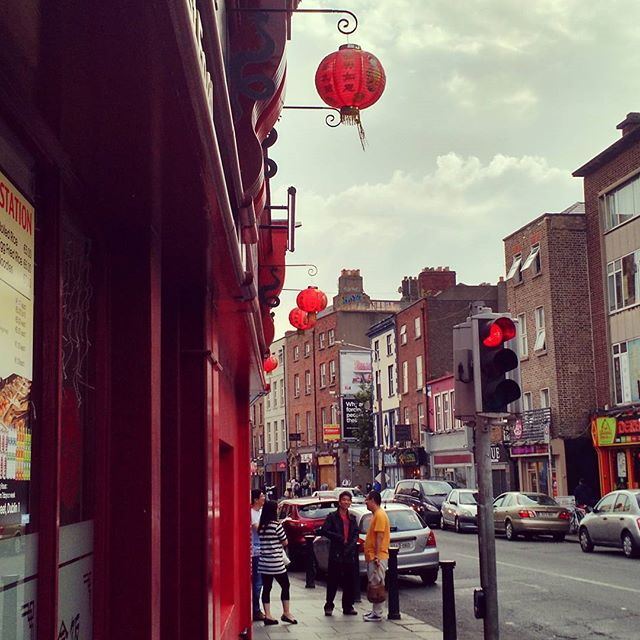 One thing cities around the world have in common - there is always a Chinatown.