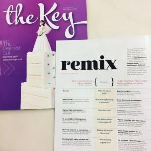 Kappa Key Remix | leahdecesare.com