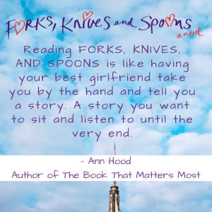 #forkbook quote Ann Hood | leahdecesare.com