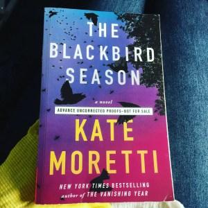 The Blackbird Season   leahdecesare.com