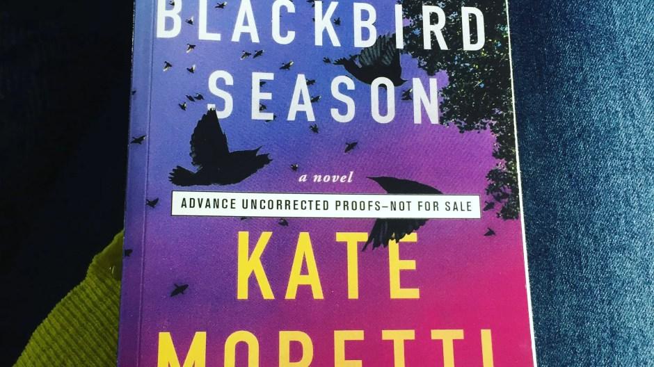 The Blackbird Season | leahdecesare.com