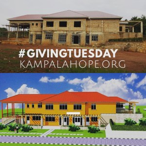 #GivingTuesday Kampala Childrens Centre for Hope and Wellness | leahdecesare.com