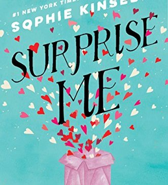 Book Review: Surprise Me by Sophie Kinsella