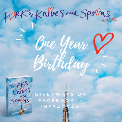 One Year Book Birthday | leahdecesare.com
