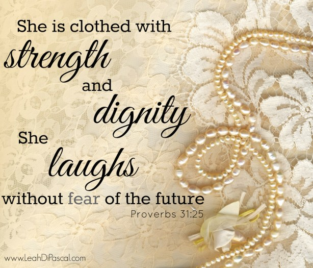Future She Laughs Without Fear Of Her: She Laughs Without Fear Of The Future