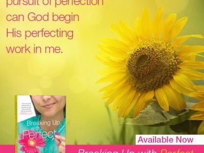 When Perfect Doesn't Fit Anymore {Giveaway}