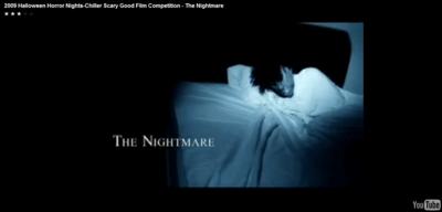 The Nightmare by Jeff M. Breyer