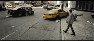 Image Vanishing on 7th Street Movie