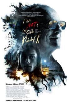 movie poster I Am Not a Serial Killer (2016)